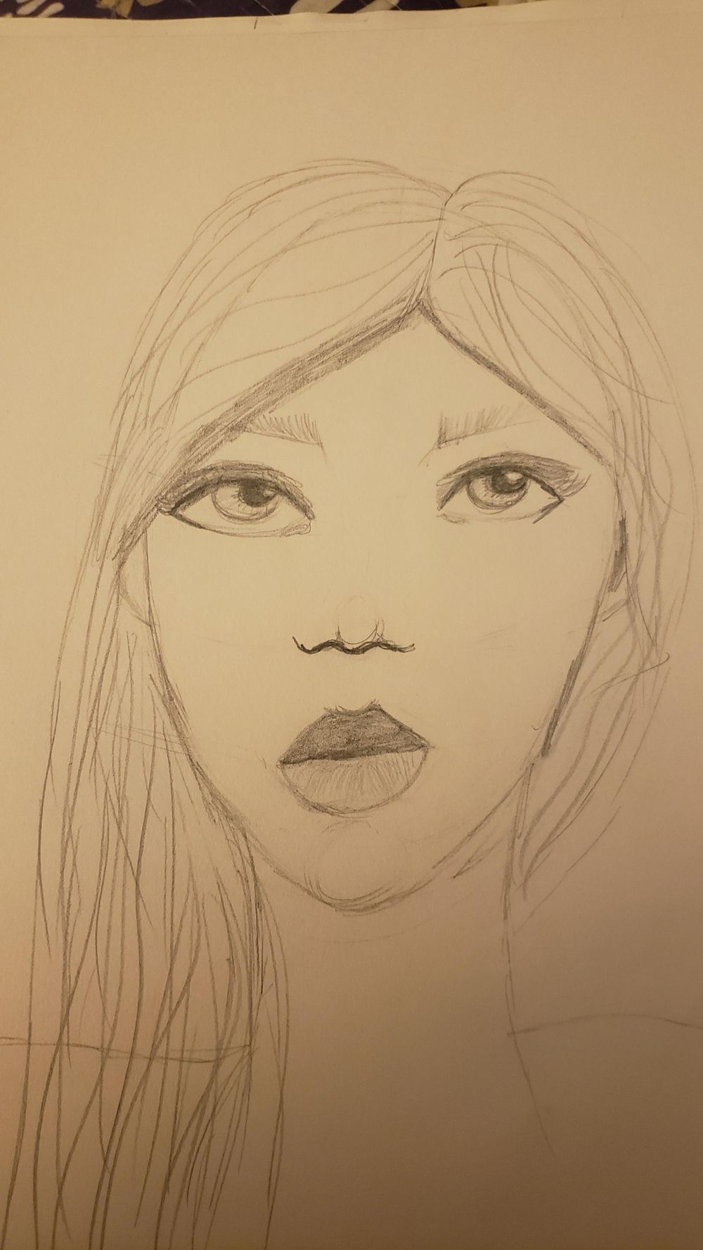 First faces - image 3 - student project