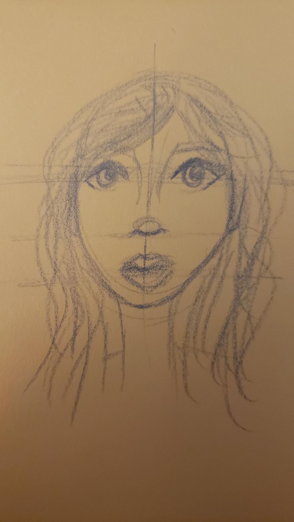 First faces - image 2 - student project