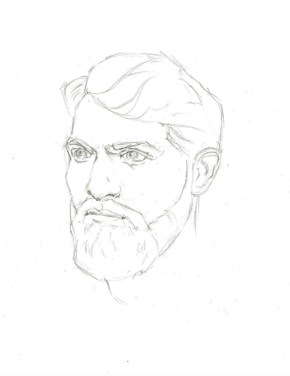 10 minute sketch - image 3 - student project