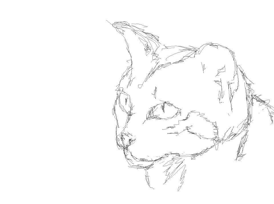 10 minute sketch - image 5 - student project