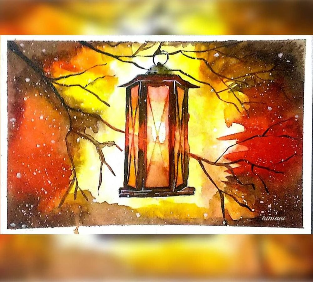 The Lantern, Freezing cold, The Bird House - image 5 - student project