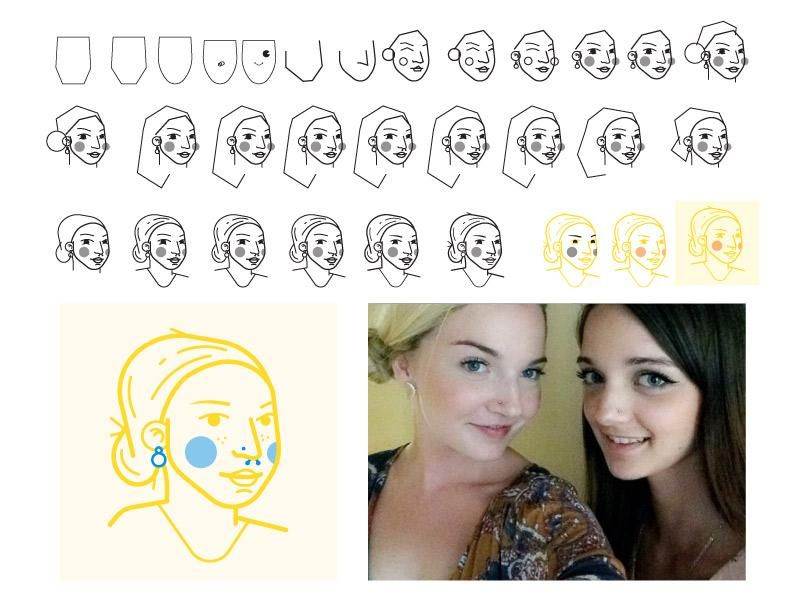 Family Avatars - image 1 - student project