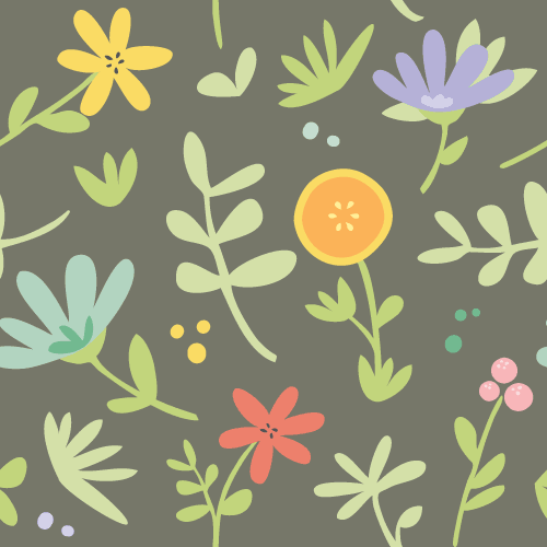 Bloom! pattern :) - image 5 - student project