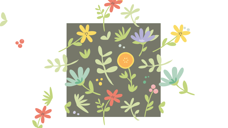 Bloom! pattern :) - image 4 - student project