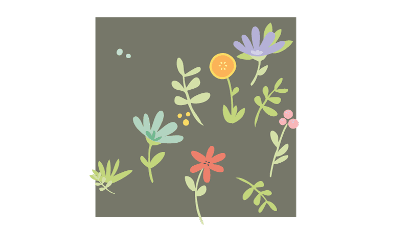 Bloom! pattern :) - image 3 - student project