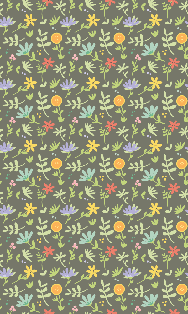 Bloom! pattern :) - image 6 - student project