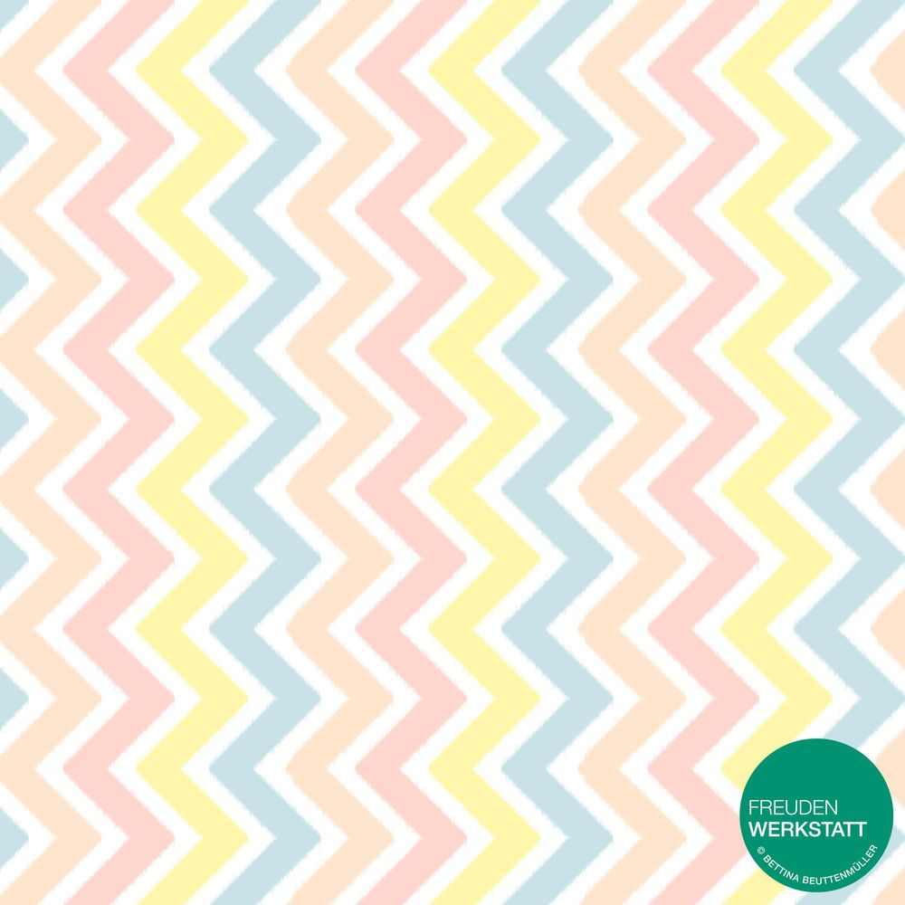 Pastell Ikat Patterns - image 3 - student project