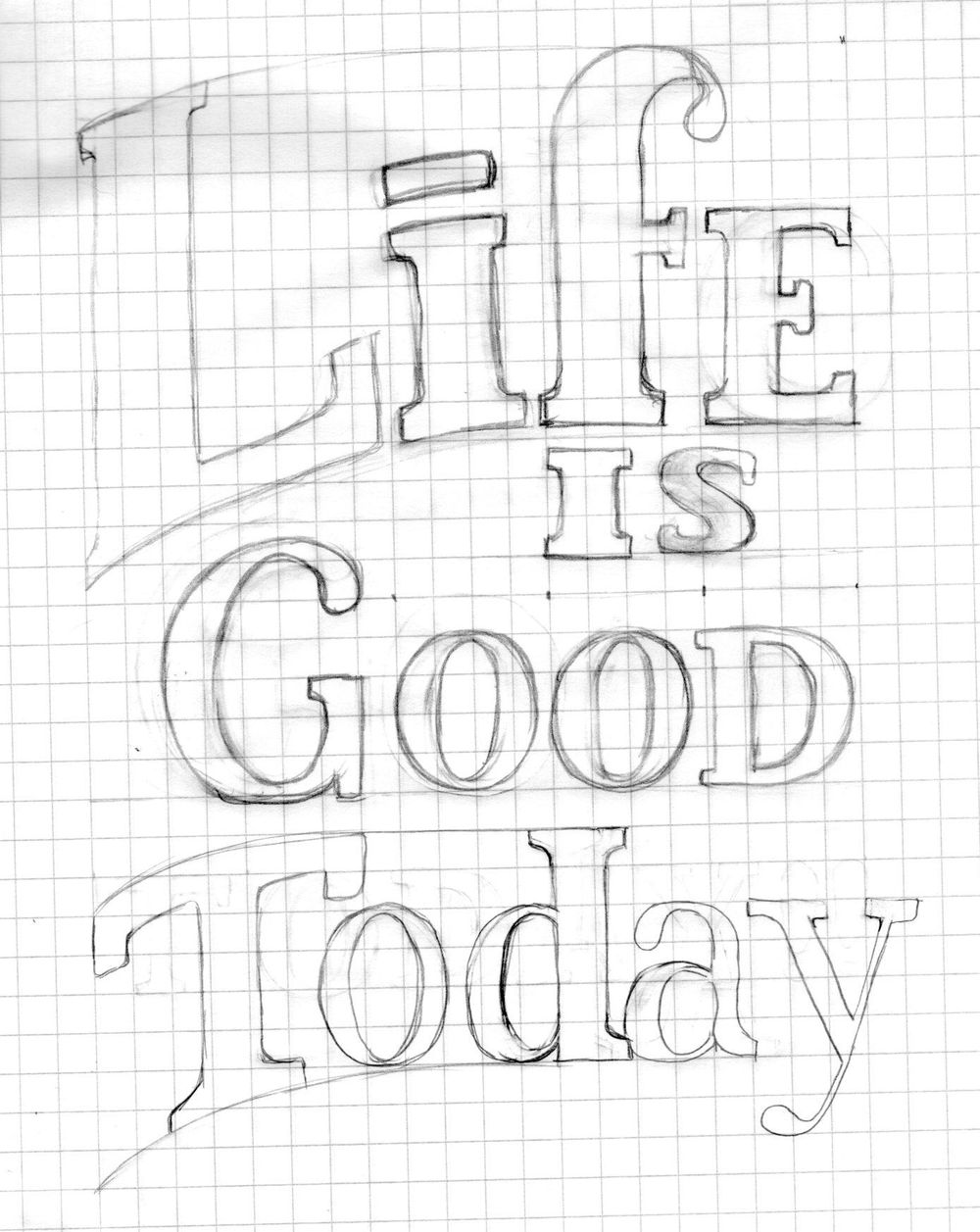Life is Good Today - image 3 - student project