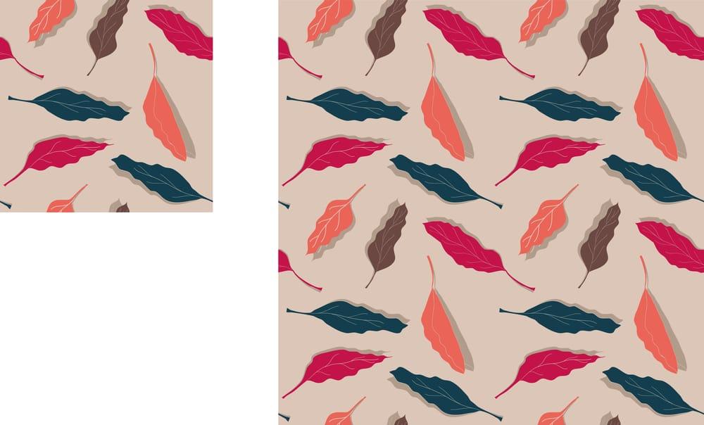 Levitating Leaves & Purple Flamingos - image 1 - student project