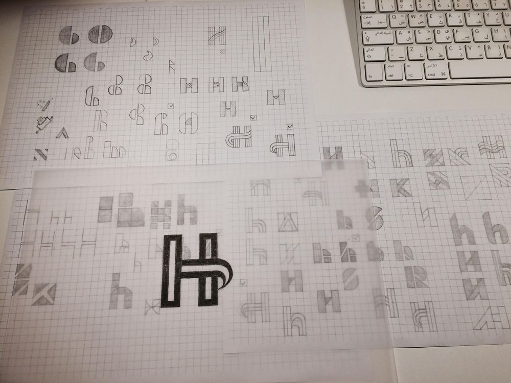 H Logo - image 1 - student project