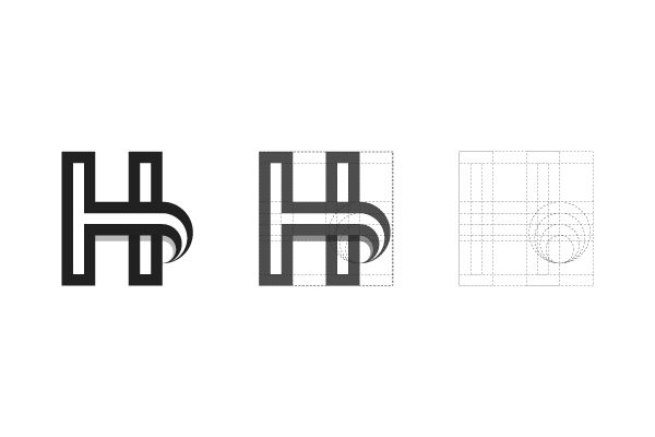 H Logo - image 4 - student project
