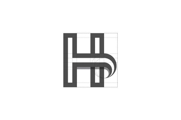 H Logo - image 3 - student project