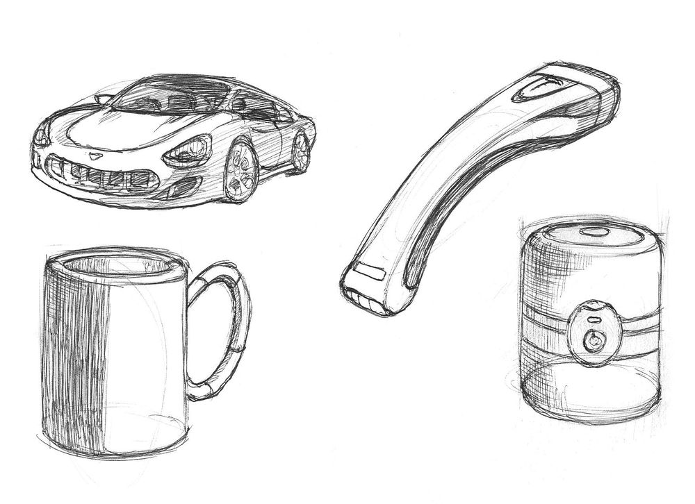Project: Sketch - image 1 - student project
