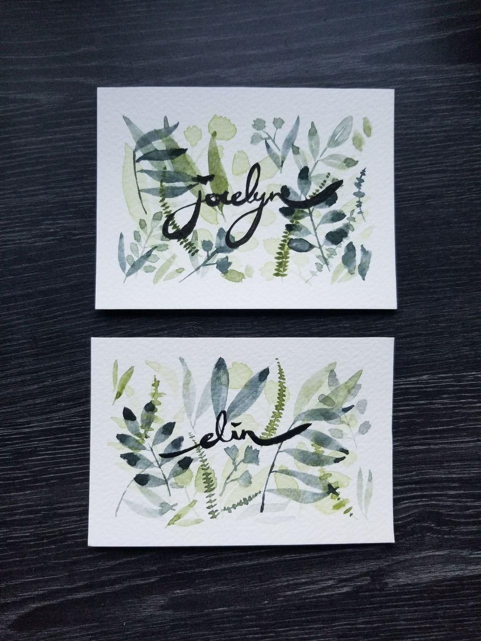 cards for family - image 1 - student project