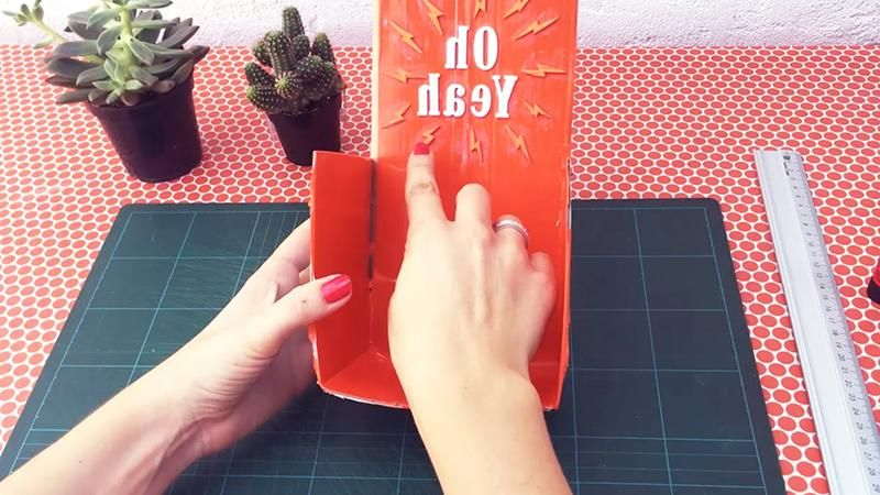 DIY: Make a Cement Planter & Engrave a Personalized Message (SAMPLE PROJECT) - image 2 - student project