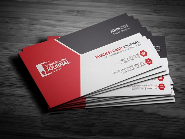Learn To Make 2D & 3D Business Cards - image 1 - student project