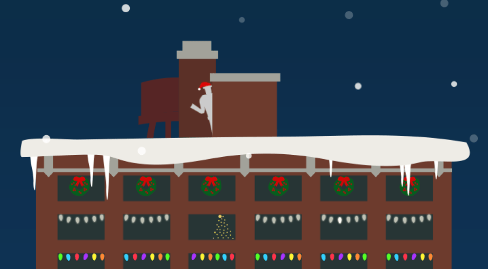 Christmas Building - image 1 - student project