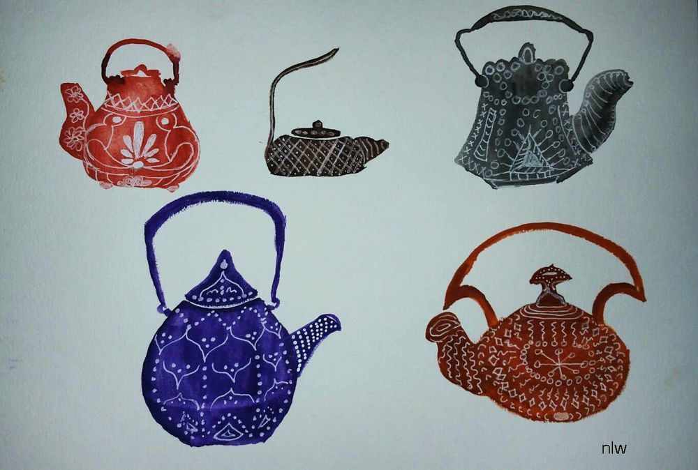 Tea-time - image 1 - student project