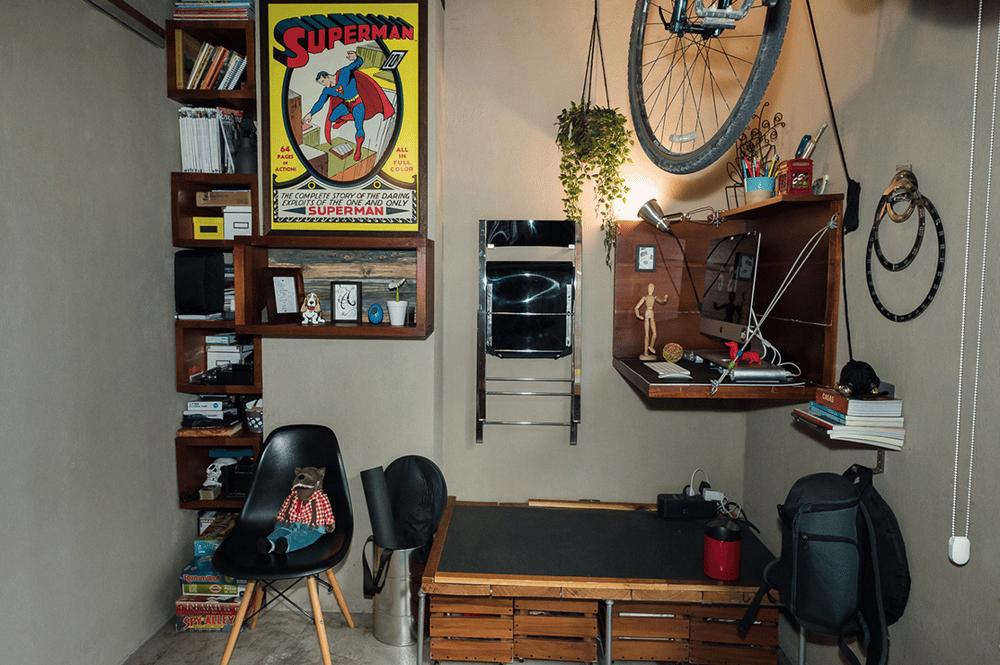My workspace. Sebasandrade - image 1 - student project