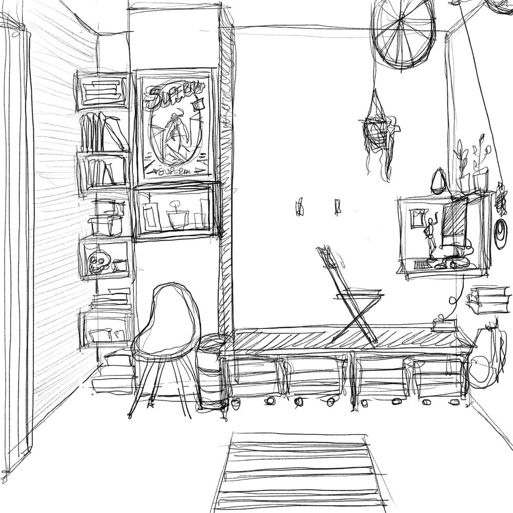 My workspace. Sebasandrade - image 2 - student project