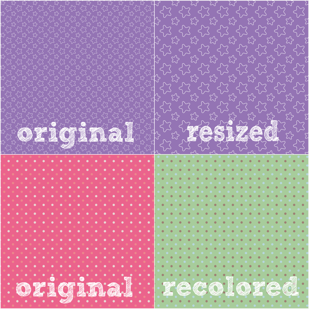 Transformed Patterns - image 1 - student project