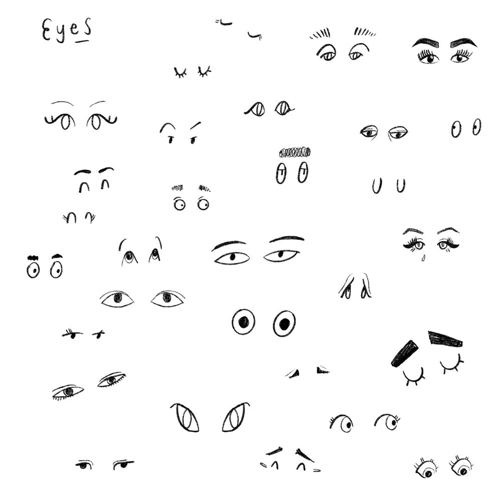 Expressive Faces - image 2 - student project