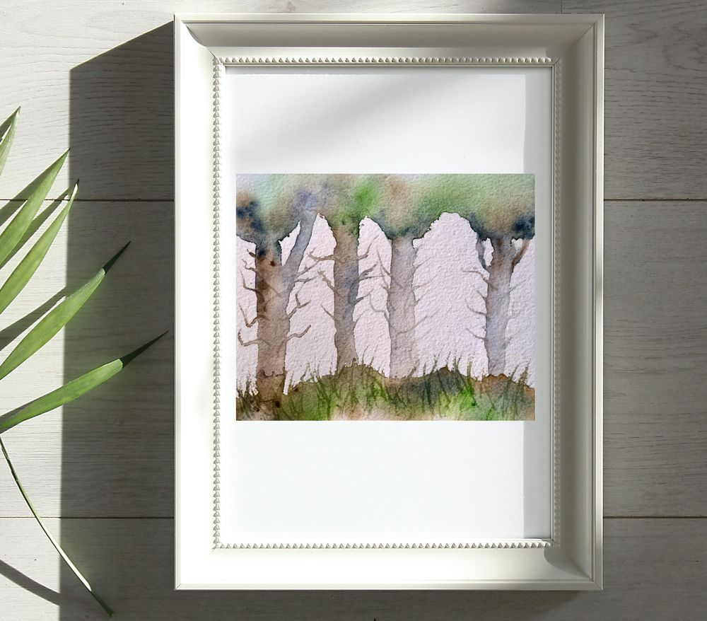 Simple Trees - image 1 - student project