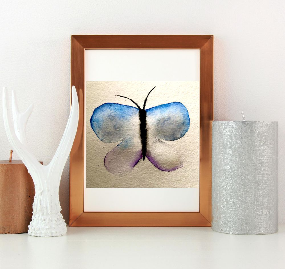 Simple Butterflies - image 3 - student project