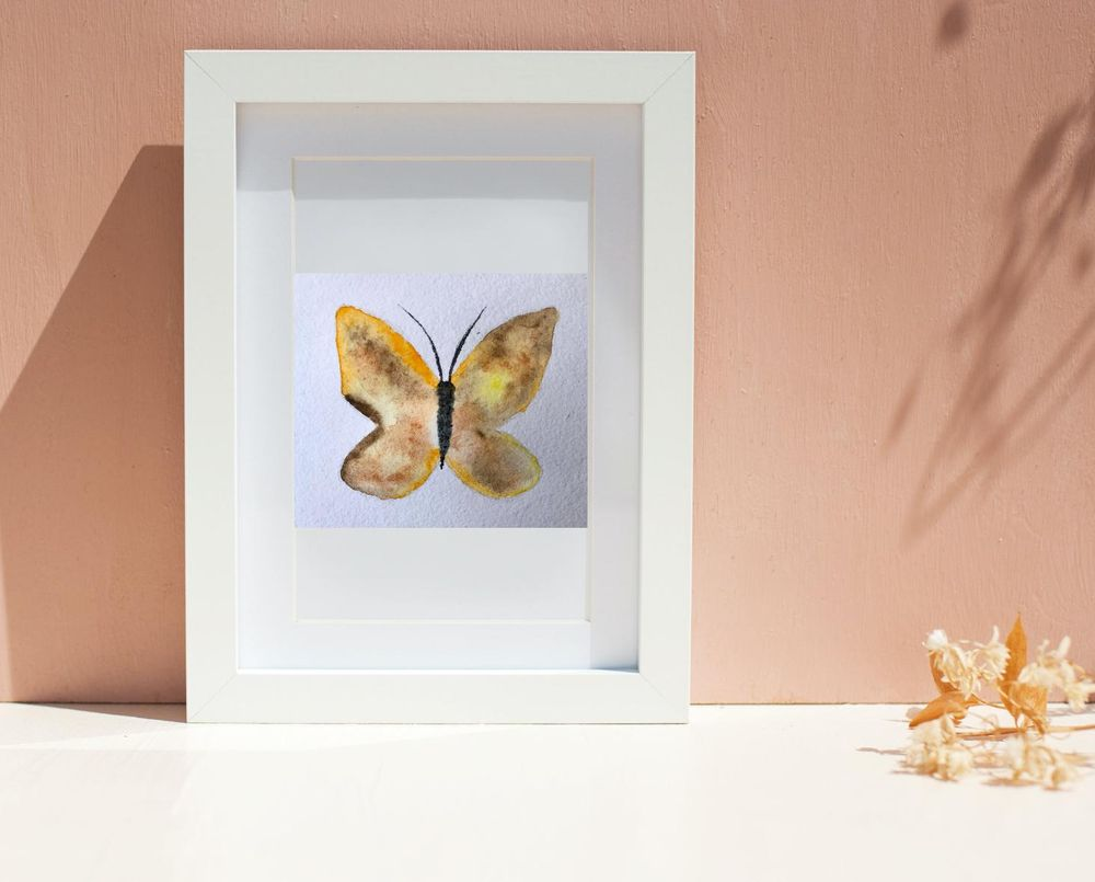 Simple Butterflies - image 2 - student project