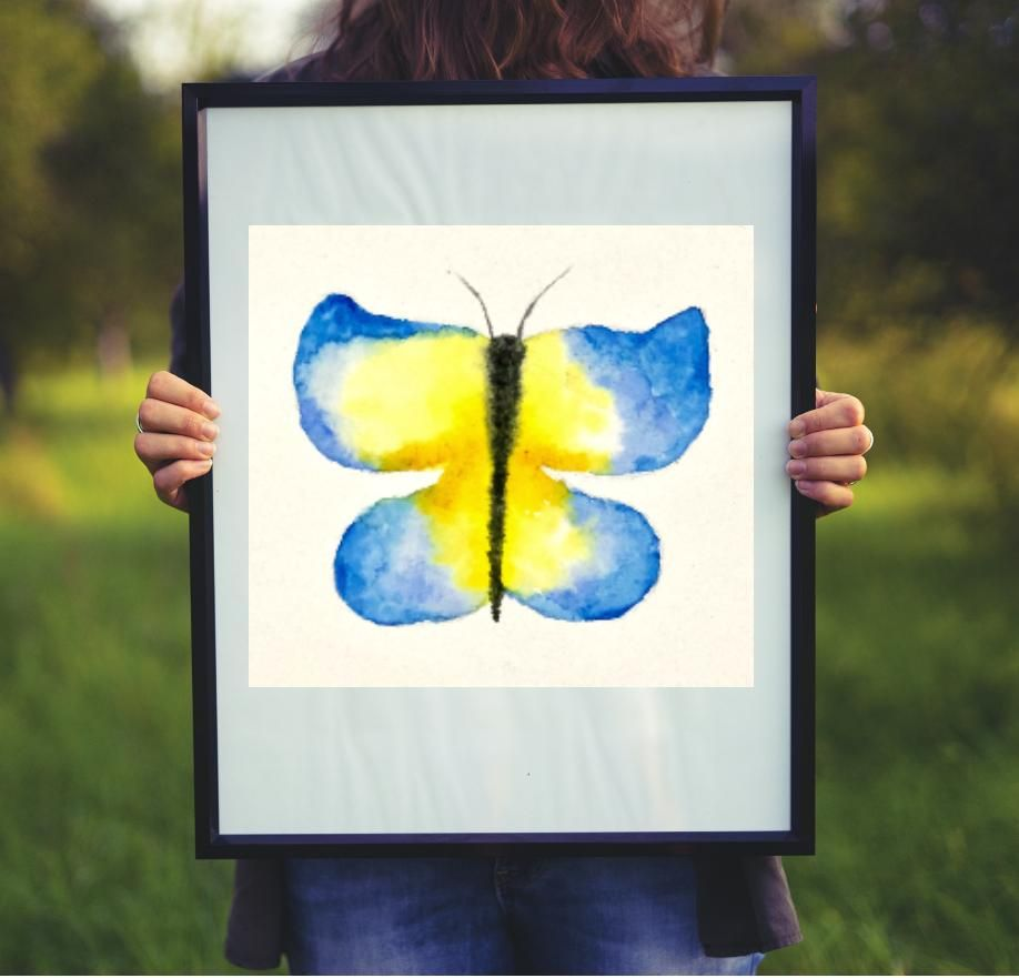 Simple Butterflies - image 5 - student project