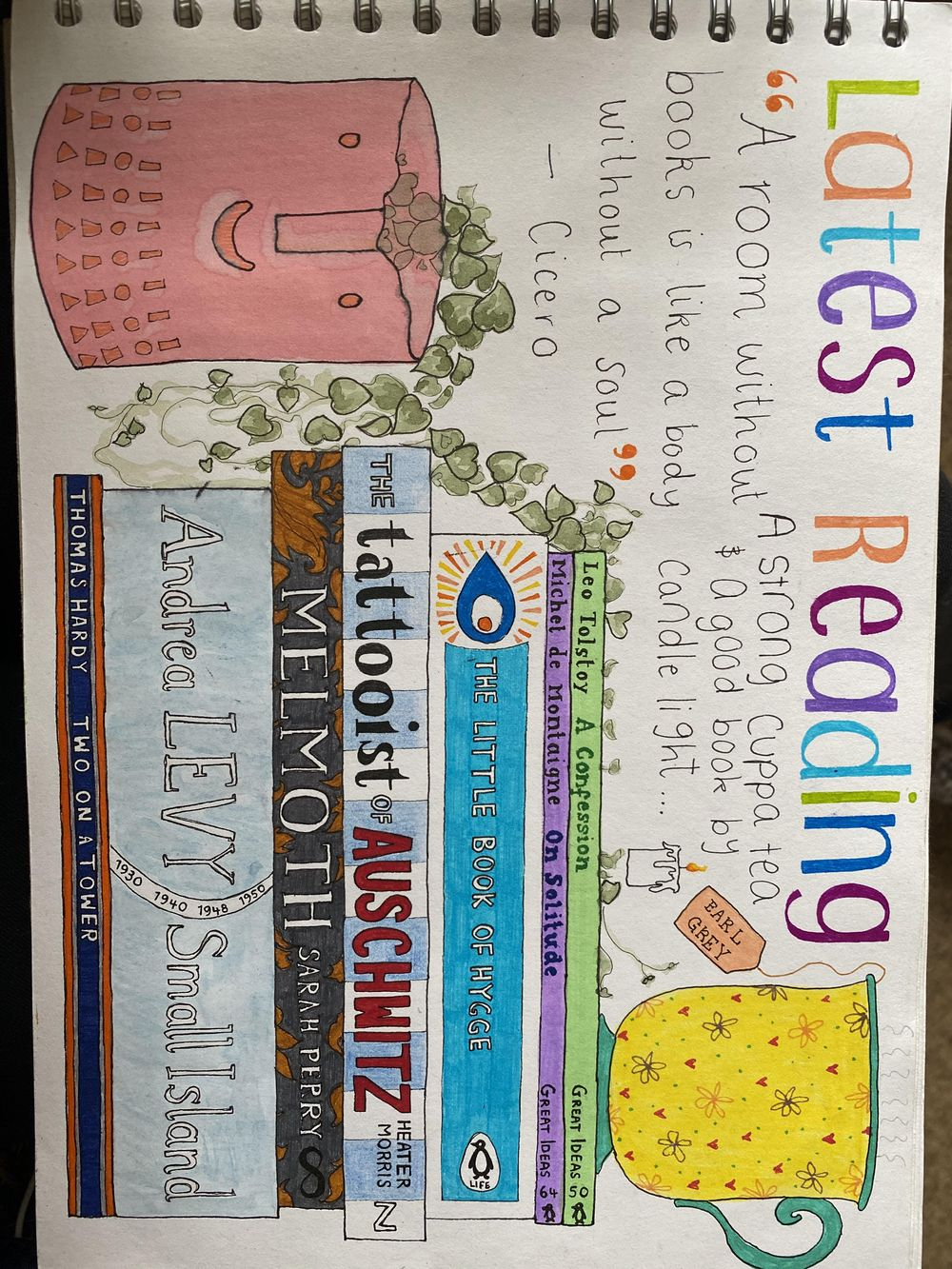 Illustrative Journalling - image 11 - student project