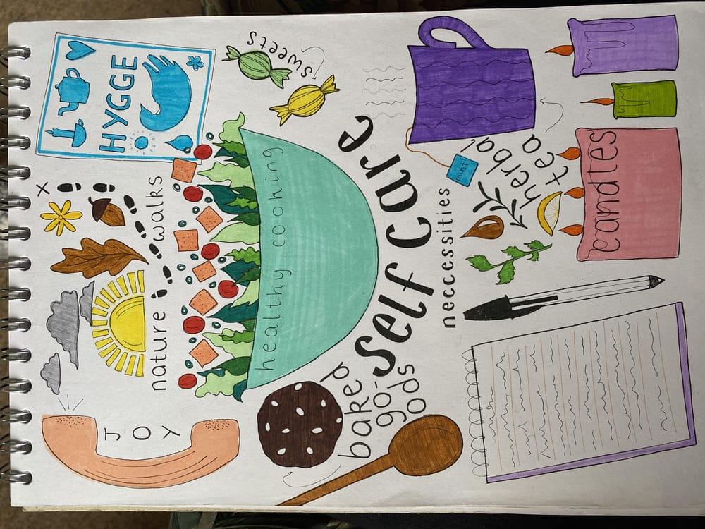 Illustrative Journalling - image 7 - student project