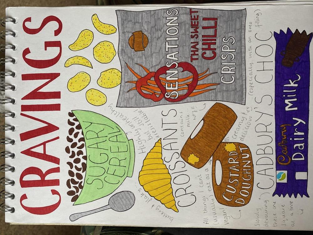 Illustrative Journalling - image 10 - student project