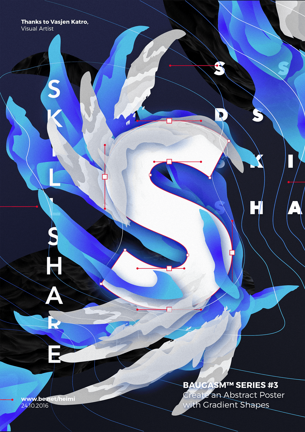 S stands for Skillshare - image 1 - student project