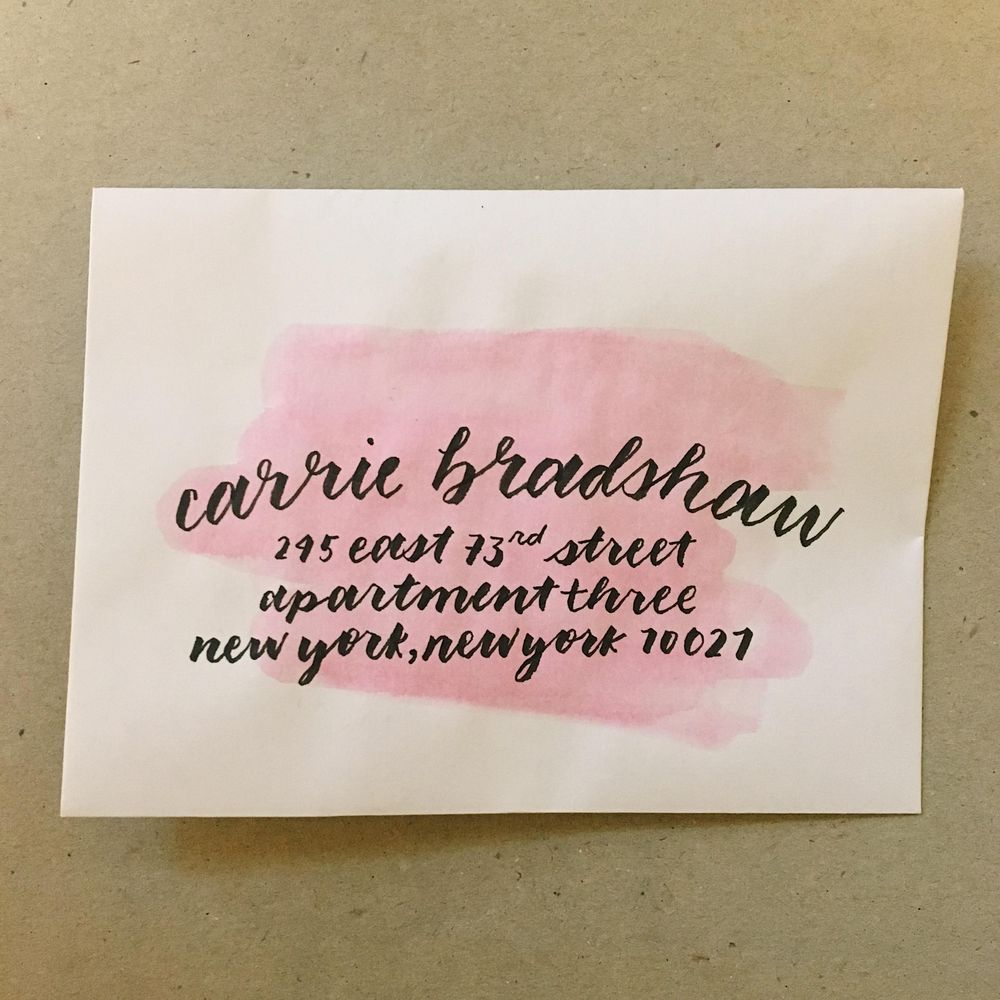 Carrie Bradshaw - image 2 - student project