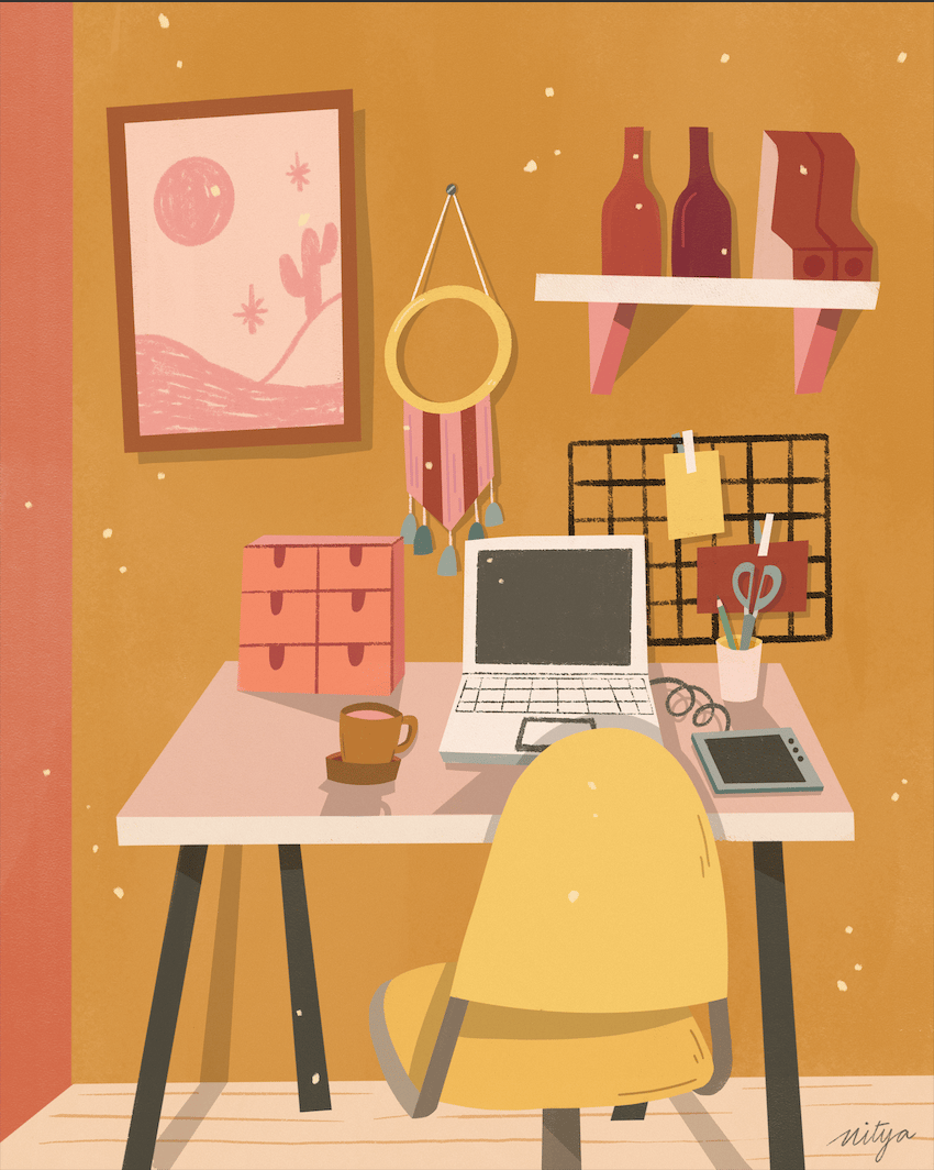 inkmonki's workspace - image 2 - student project