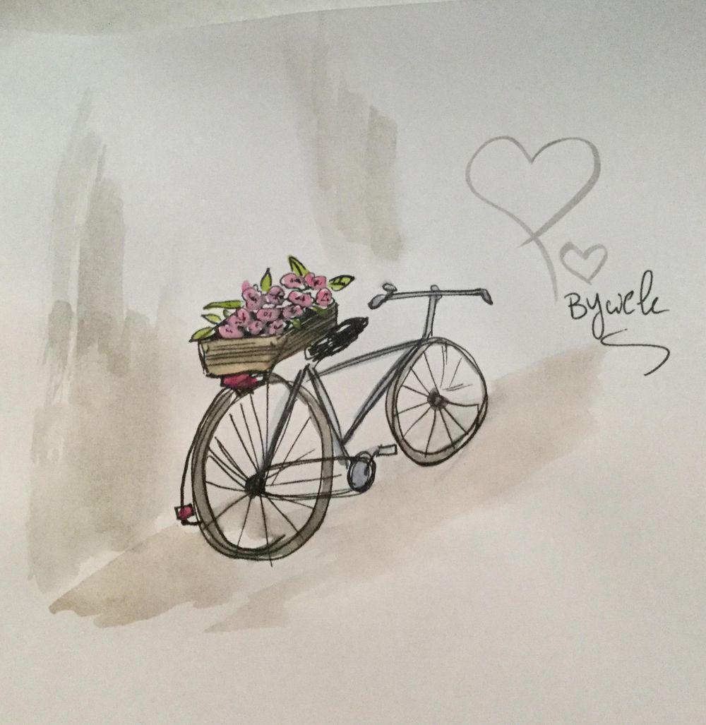 Sketching Notre dame de Paris - image 3 - student project