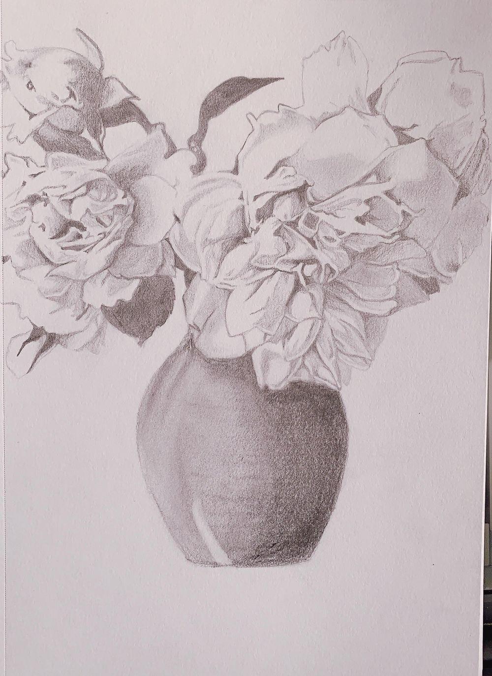 Flower vase - image 1 - student project