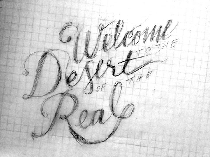 Welcome to the Desert of the Real (Baudrillard quote) - image 3 - student project