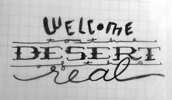 Welcome to the Desert of the Real (Baudrillard quote) - image 2 - student project