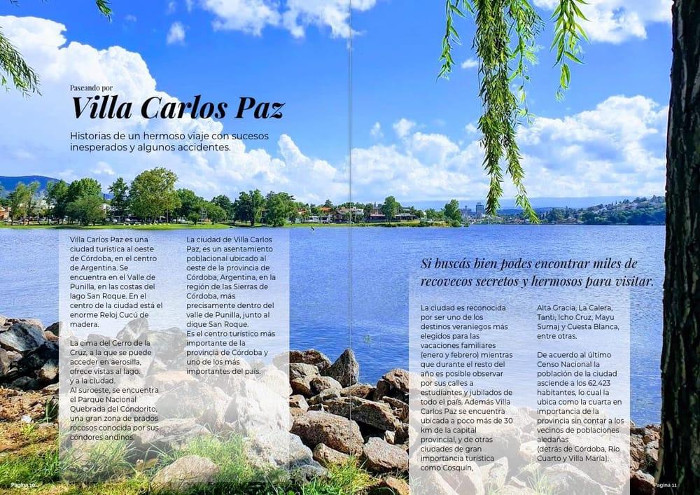 Magazine Layout - image 2 - student project