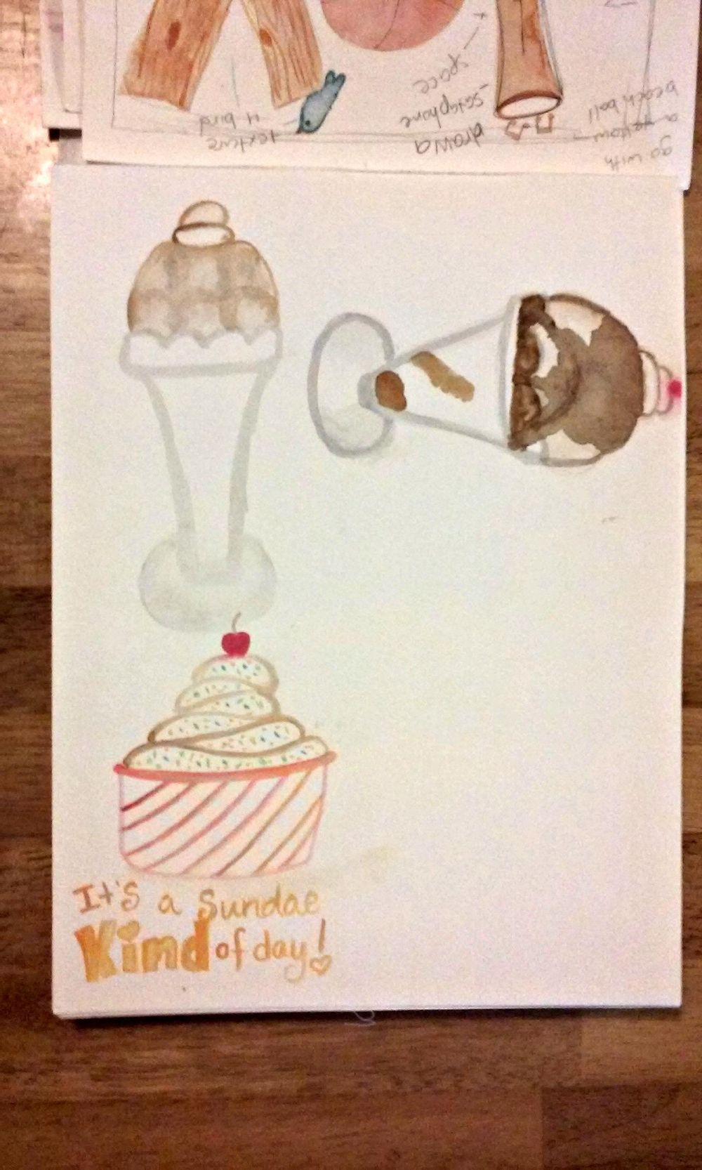 Painting Desserts - image 2 - student project