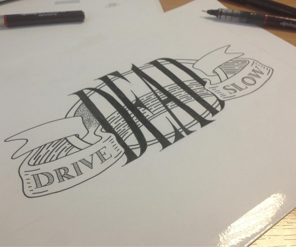 Drive dead slow - image 2 - student project