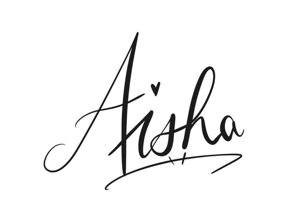 Complete Beginner trying on Ipad Lettering - image 4 - student project
