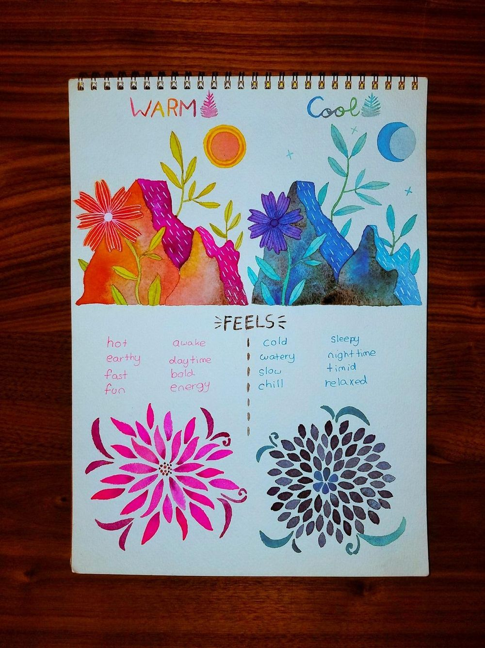 Color Theory!  - image 2 - student project