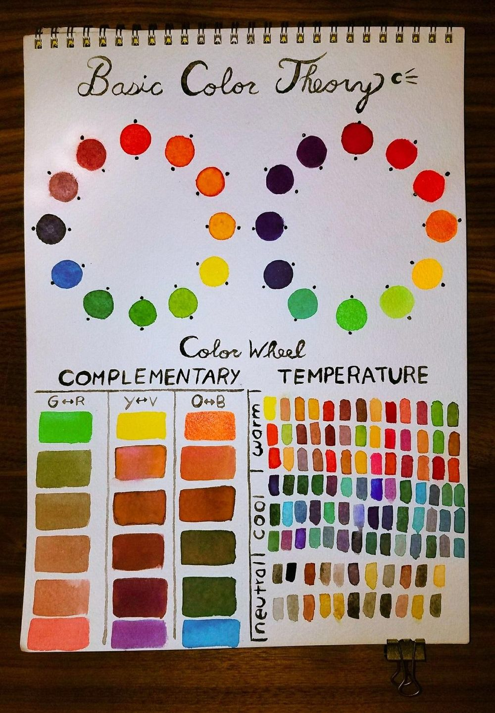 Color Theory!  - image 1 - student project