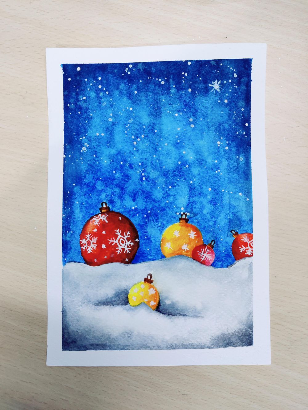 24 days to Christmas - image 1 - student project
