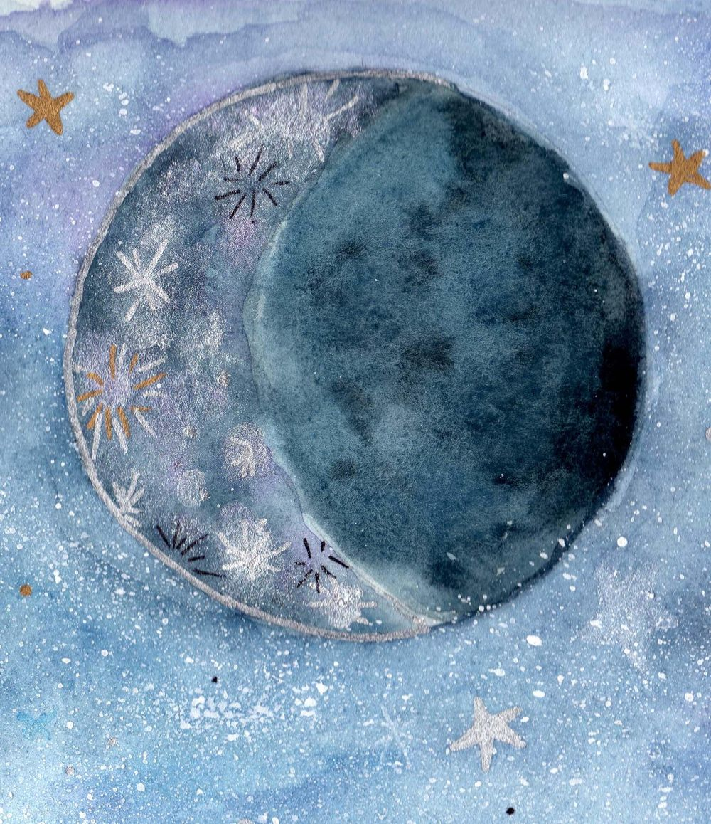 Fantasy moon  - image 2 - student project