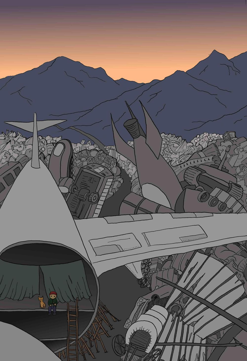 The Scrapyard - image 6 - student project