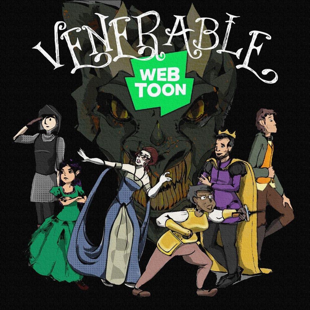 Venerable: the Webcomic - image 1 - student project